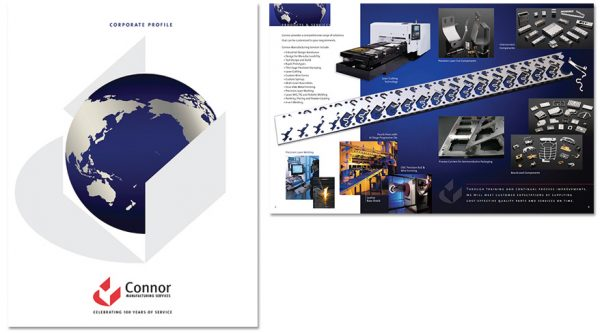 Connor Manufacturing Services – Collateral