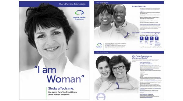 World Stroke Campaign – Collateral