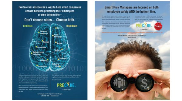 PreCare – Collateral / Advertising