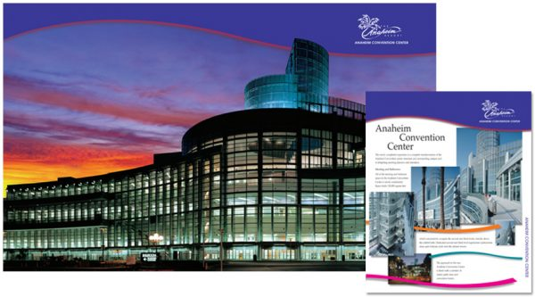Anaheim Convention Center – Brochure