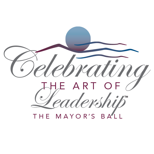 Celebrating The Art of Leadership - The Mayor's Ball Logo